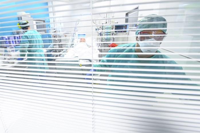 Ruim helft meer Covid-19 ziekenhuisopnames in ons land in week tijd