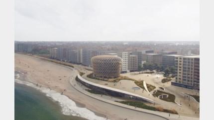 Limburgs bouwbedrijf mag impressionant casino Middelkerke bouwen