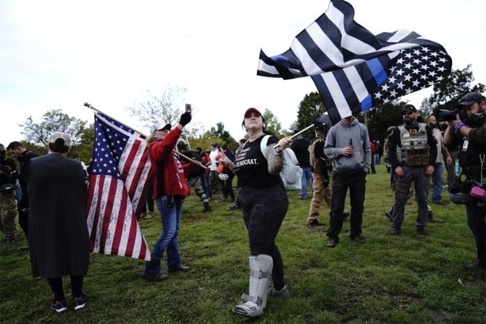 Rechtse groeperingen zakken af naar Portland: vrees voor gewelddadige confrontaties