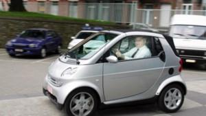 Waarom de kleinste auto ter wereld onzichtbaar wordt