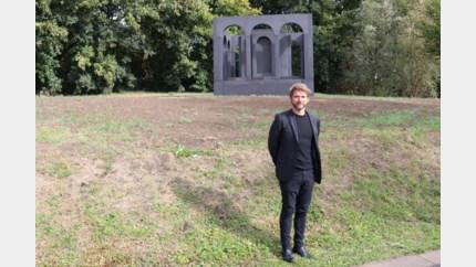 Kunstwerk 'In Memoriam' onthuld in Pliniuspark