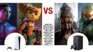 PlayStation of Xbox? Exclusieve games zullen consoleoorlog beslechten