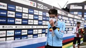 """Bittere ontgoocheling bij Wout Van Aert: """"Maar ik ben niet kwaad op Roglic"""""""