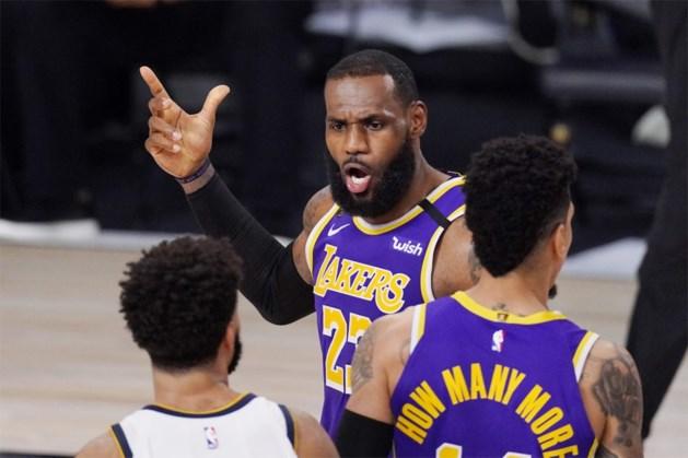 LeBron James leidt LA Lakers naar eerste NBA-finale in tien jaar