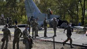 Enige overlevende van vliegtuigcrash in Oekraïne vertelt hoe hij zijn vrienden zag sterven