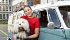 """Marie Verhulst is het nieuwe baasje van Samson: """"Voor mij is hij een echte hond"""""""