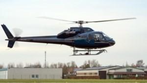 Vier arrestaties in onderzoek naar helikopterkaping op de luchthaven van Deurne