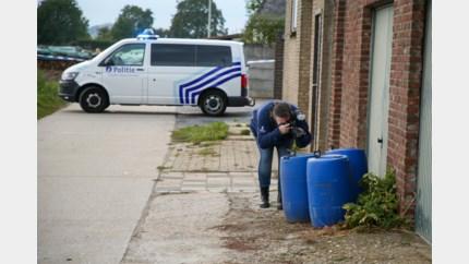 Drie vaten met onbekende vloeistof gevonden in Veldwezelt