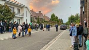 Buren, carnavalisten en collega's nemen afscheid van verongelukte Ann (53) uit Sint-Truiden
