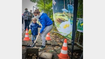 Minister Demir en dochtertje geven startschot voor herinrichting van Koolmijnlaan