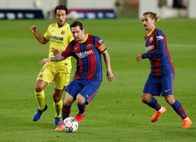 Barcelona meteen onder stoom in eerste wedstrijd onder Ronald Koeman: Lionel Messi en Ansu Fati zorgen voor ruime zege