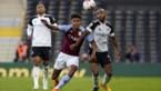 Denis Odoi en Fulham gaan ook tegen Aston Villa onderuit