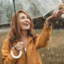 Jassen en paraplu's waar je vrolijker van wordt