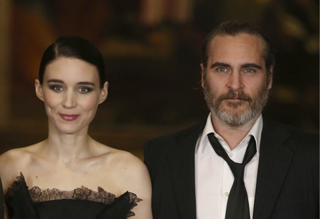 Joaquin Phoenix en Rooney Mara verwelkomen zoontje met bijzondere naam