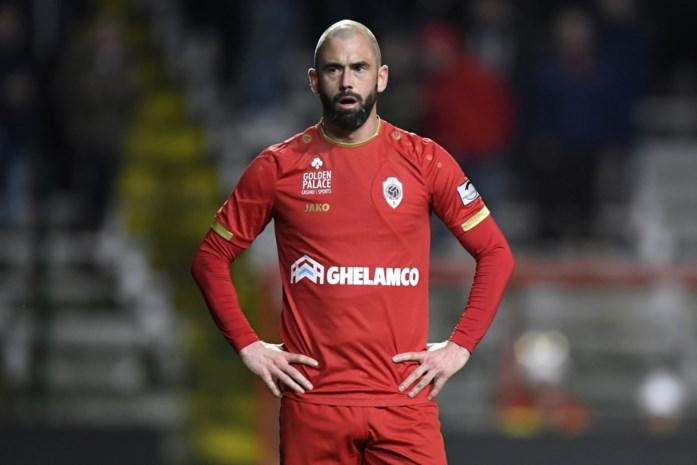 Steven Defour gaat conditie onderhouden bij KV Mechelen
