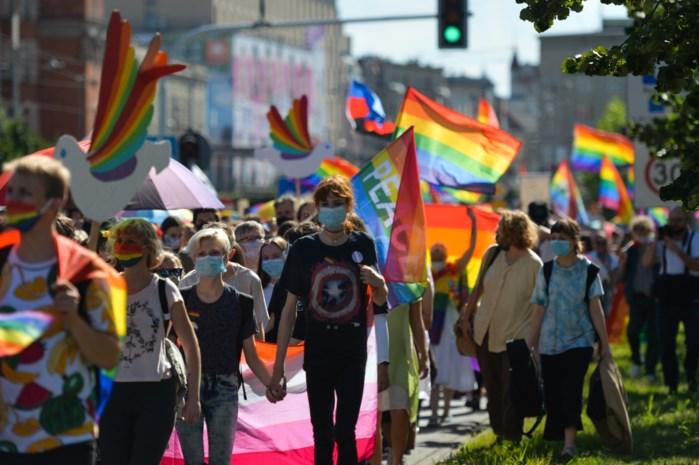 Vijftigtal landen, waaronder België, vraagt Polen om LGBTQ -rechten te respecteren