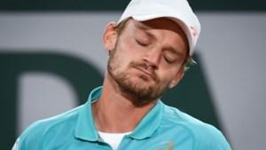 David Goffin zakt naar plaats 13 op ATP-ranking