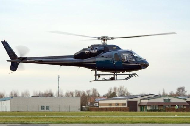 Drie jonge Limburgers opgepakt in onderzoek naar helikopterkaping in Deurne