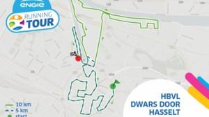 Ontdek hier het nieuwe parcours van Dwars Door Hasselt