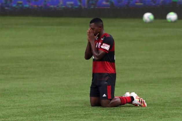 Negentien coronabesmettingen, maar toch moet Flamengo topper tegen Palmeiras spelen