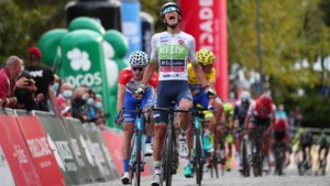 Luis Gomes sprint bergop naar winst in Ronde van Portugal