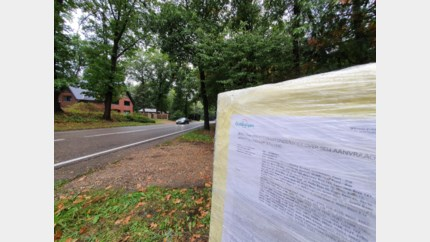 Ontbrekende link in fietspaden in Ellikom wordt in 2021 aangelegd