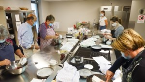 Taarten en broden leren bakken in Hogevijf Banneux