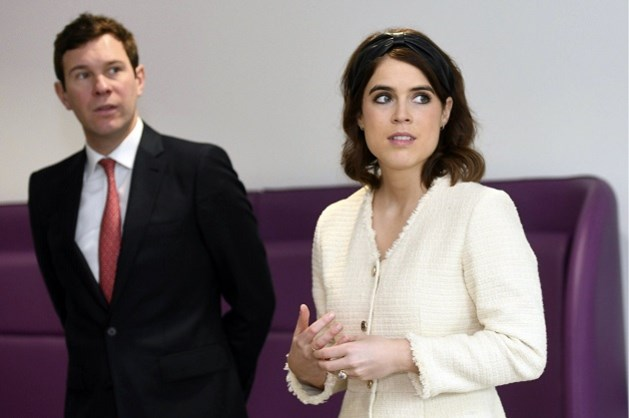 """""""Prinses Eugenie ziet af van koninklijke titel voor haar kindje"""""""
