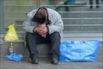 Limburg telt als eerste dak- en thuislozen