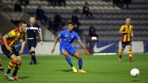Hattrick van Nemeth schenkt Genkse beloften zege tegen KV Mechelen