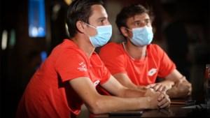 Limburgs dubbelduo Sander Gillé en Joran Vliegen meteen naar huis op Roland Garros