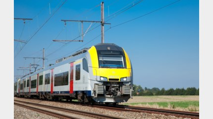 Treinverkeer hervat tussen Mol en Hamont