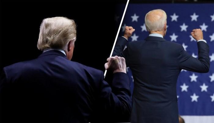 Voor het eerst debat tussen Trump en Biden: waarom je deze 'boksmatch' niet mag missen