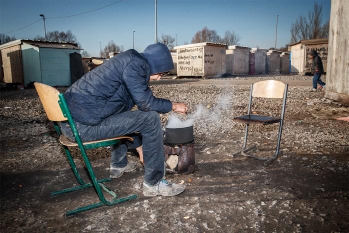 Belangrijk kamp voor migranten ontmanteld in Calais
