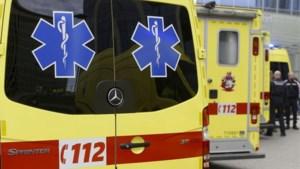 Kortessemnaar (30) gevallen met bromfiets op de Hasseltsesteenweg