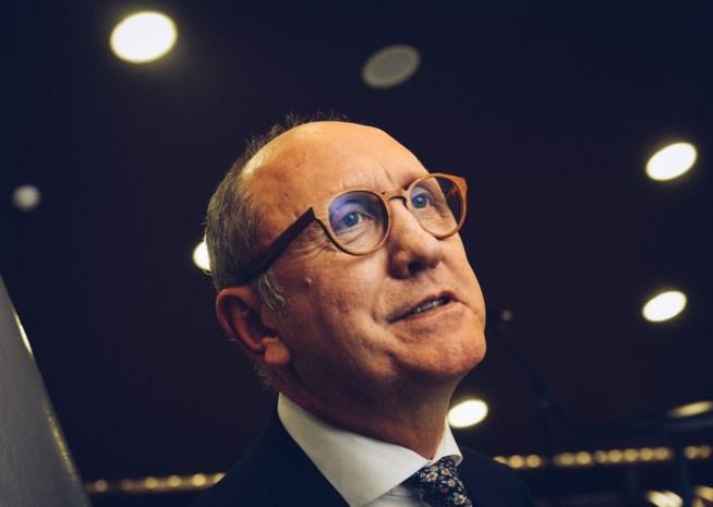 Johan Vande Lanotte (sp.a) sluit uit dat hij opnieuw minister wordt