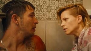 Eerste beelden van nieuwe film 'Rookie': Matteo Simoni racet in het West-Vlaams