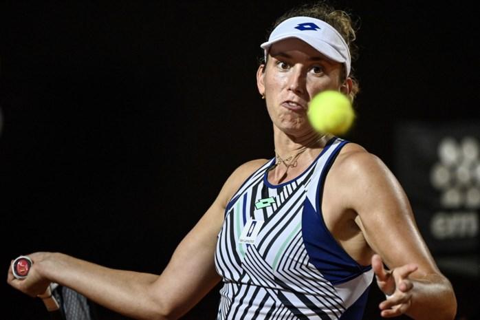 Elise Mertens stoot zonder veel overschot door naar derde ronde op Roland Garros