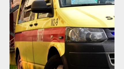 Bilzenaar (41) lichtgewond na ongeval in Borgloon