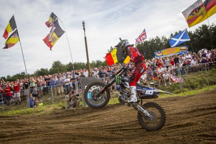 Grote Prijs motorcross in Lommel zonder publiek