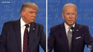 """Amerikaanse media niet te spreken over debat Trump en Biden: """"Slechtste debat ooit"""""""