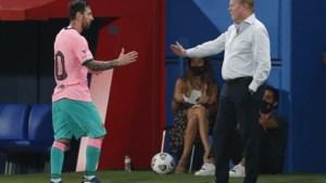 """Lionel Messi wil de rust laten terugkeren bij FC Barcelona: """"Ik had altijd het beste voor met de club"""""""