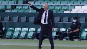 """Zinédine Zidane na nieuwe blessure Hazard: """"Eden is geïrriteerd"""""""