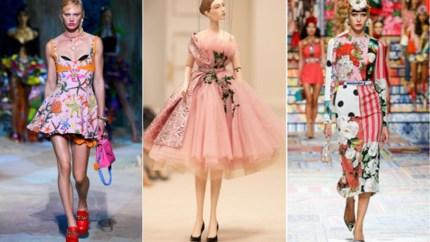 Poppen en zichtbare beha's: dit zijn de hoogtepunten van de modeweek in Milaan