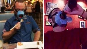 Is dit mondmasker dé oplossing om terug veilig op café te kunnen gaan?