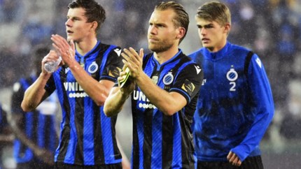 Club Brugge ontloopt absolute toppers in Champions League: Zenit, Dortmund en Lazio