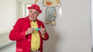 Mediclown 'Ludoke' die 22 jaar lang zieke kindjes deed lachen verliest strijd tegen kanker