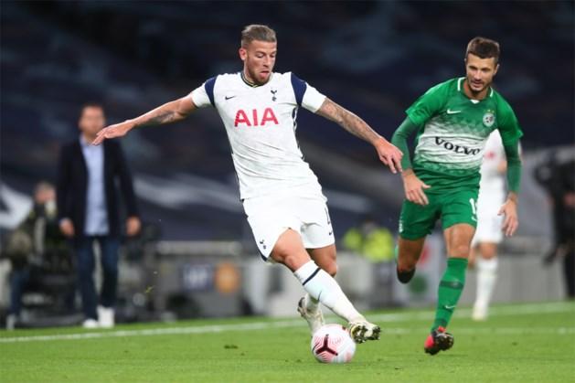 Tottenham en Toby Alderweireld halen de groepsfase van de Europa League na zeven goals tegen Maccabi Haifa