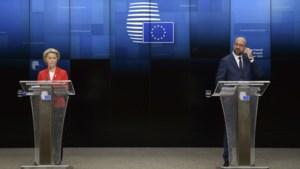 EU-landen vinden akkoord over Turkije en geven fiat voor sancties tegen Wit-Rusland