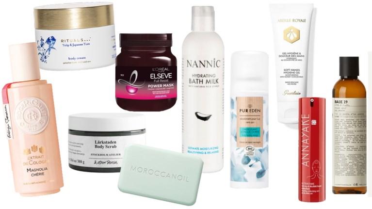 Wellnessen bij je thuis: twintig nieuwigheden in het beautyschap